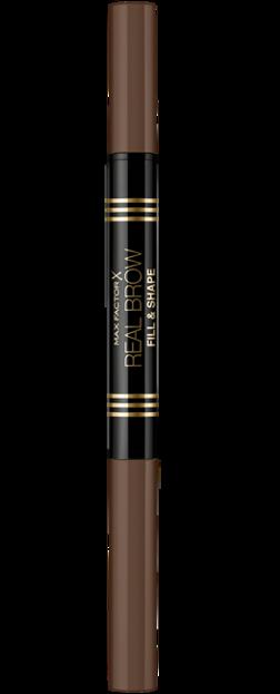 Max Factor Real Brow Fill&Shape kredka do brwi 02 soft brown