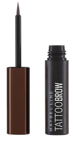 Maybelline Tatto Brow Żel peel-off do brwi Dark Brown