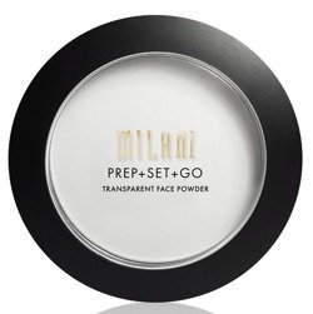 Milani PREP+SET+GOTransparent Powder puder transparenty 01 7g