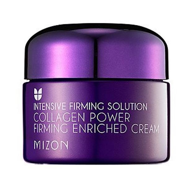 Mizon Collagen Power Firming Enriched Cream - Ujędrniający krem z kolagenem morskim 50ml
