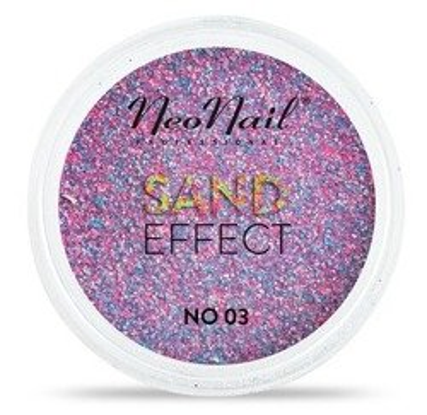 NEONAIL Sand Effect Pyłek do paznokci 03
