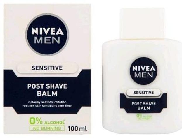 NIVEA MEN Sensitive balsam po goleniu 100ml