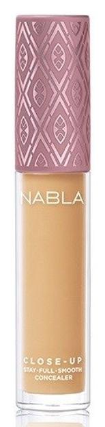 Nabla Close-Up Concealer Stay Full Smooth Korektor w płynie Golden Beige 4ml