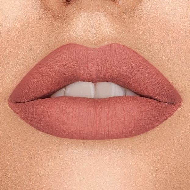 Nabla Dreamy Matte Lipstick Pomadka w płynie CLOSER