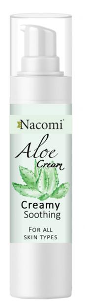 Nacomi Aloe Krem-żel aloesowy 50ml
