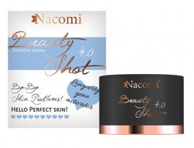 Nacomi Beauty Shot 4.0 Serum/Krem do cery przesuszonej 30ml