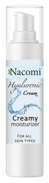 Nacomi Hyaluronic Krem-żel hialuronowy 50ml