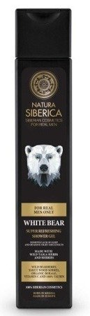 Natura Siberica Men Żel pod prysznic White Bear 250ml