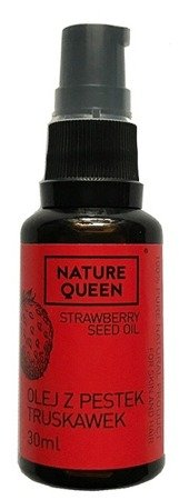 Nature Queen Olej z pestek truskawek 30ml