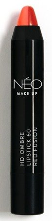 Neo Make Up HD Ombre Lipstick Pomadka do ust Ombre 60 Red fusion