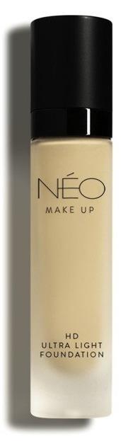 Neo Make Up HD Ultra Light Foundation Podkład nawilżający do twarzy 01 35ml