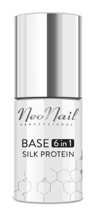 Neonail Base 6in1 Silk Protein Proteinowa baza 7,2ml