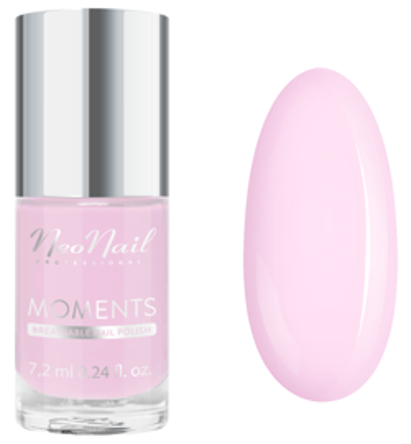 Neonail Klasyczny lakier do paznokci french pink medium 7,2ml