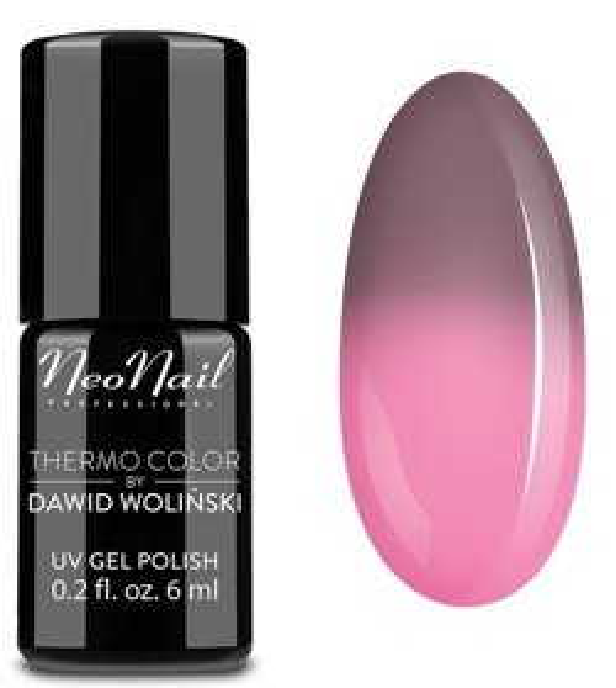 Neonail Thermo Color by Dawid Woliński Lakier termiczny 6634 Flossy Velvet 6ml