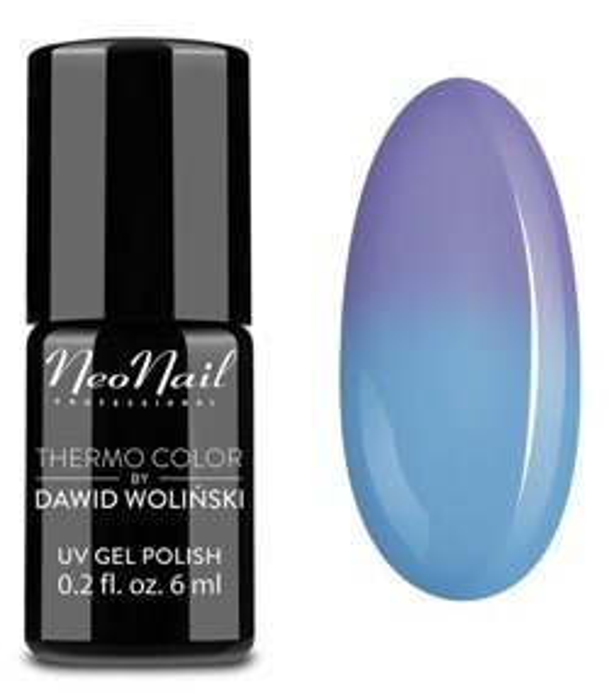 Neonail Thermo Color by Dawid Woliński Lakier termiczny 6637 Silky Touch 6ml