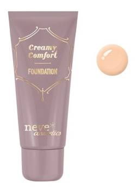 Neve Cosmetics Creamy Comfort Podkład mineralny w kremie Medium Neutral 30ml