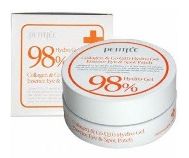 PETITFEE 98% Hydro Gel Collagen C eye patch Hydrożelowe płatki pod oczy 60szt.