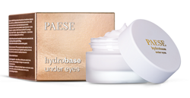 Paese Hydrobase Under Eyes Nawilżająca baza-krem pod oczy 15ml