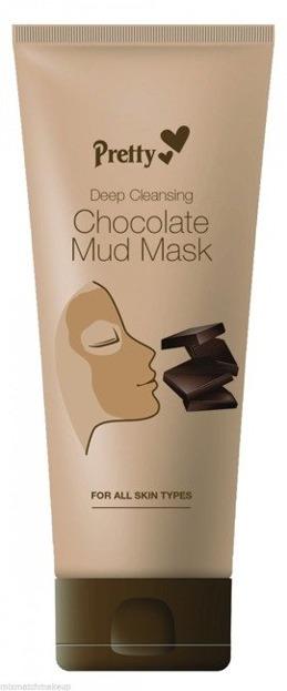 Pretty Mud Mask Chocolate Głęboko oczyszczająca maska do twarzy 198ml