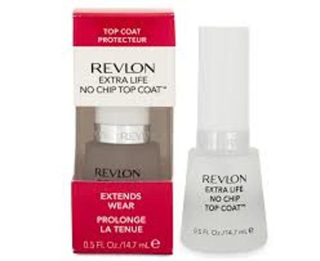 REVLON Top Coat Extra Life Top przedłużający trwałość lakieru 14,7ml