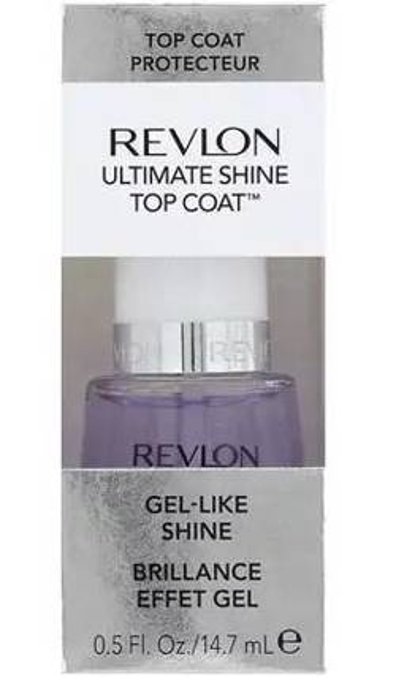 REVLON Top Coat Ultimate Shine Nabłyszczający top do paznokci 14,7ml