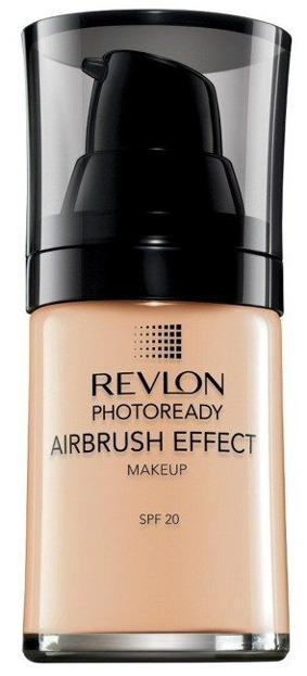 Revlon Photoready Airbrush Effect - Podkład do twarzy 001 Ivory 30ml