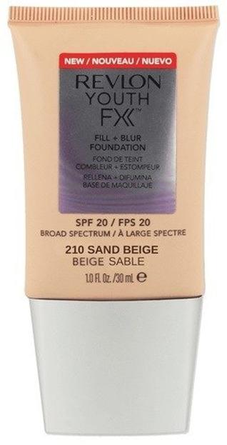 Revlon Youth FX Podkład kryjący -210 sand beige 30ml