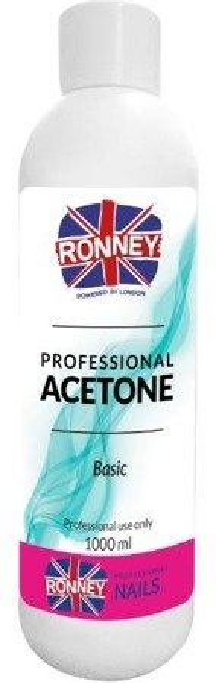 Ronney Acetone Basic Aceton kosmetyczny 1000ml
