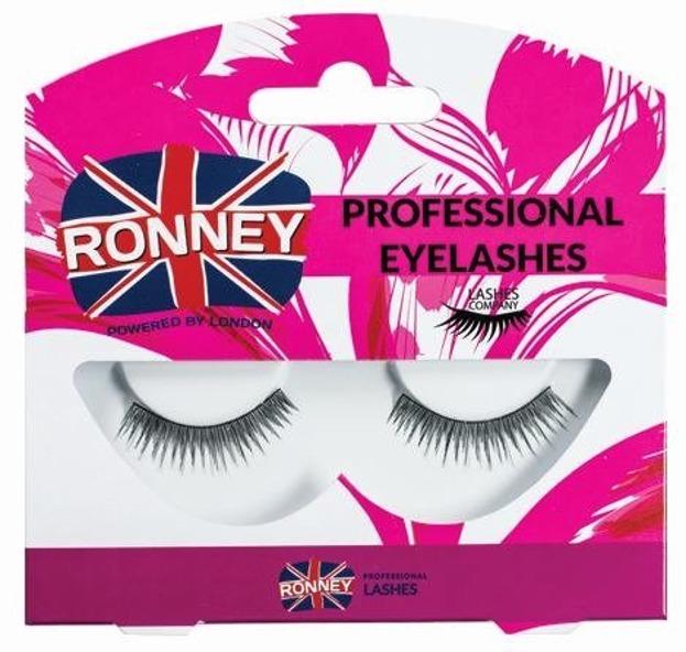 Ronney Professional Eyelashes Sztuczne rzęsy RL 00010