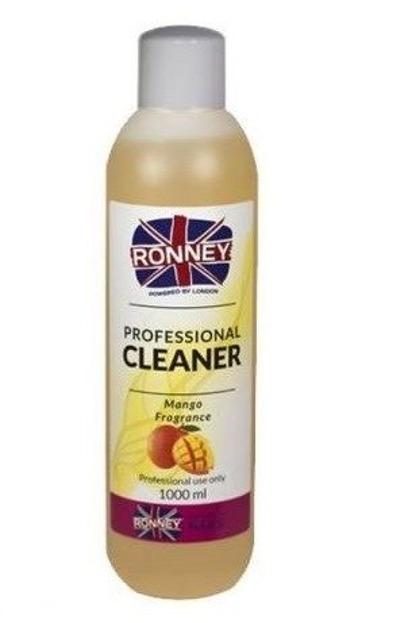 Ronney Professional Nail Cleaner Mango Płyn do odtłuszczania paznokci 1000ml