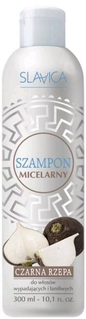 SLAVICA szampon micelarny czarna rzepa 300ml