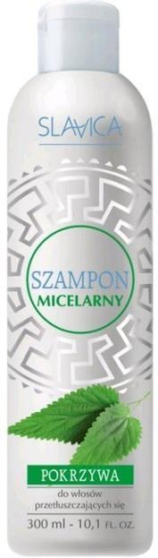 SLAVICA szampon micelarny pokrzywa 300ml