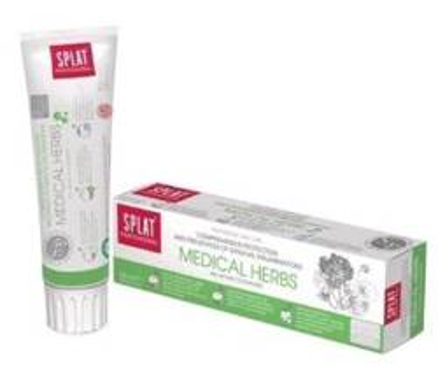 SPLAT PROFESSIONAL Pasta do zębów Medical Herbs 100ml