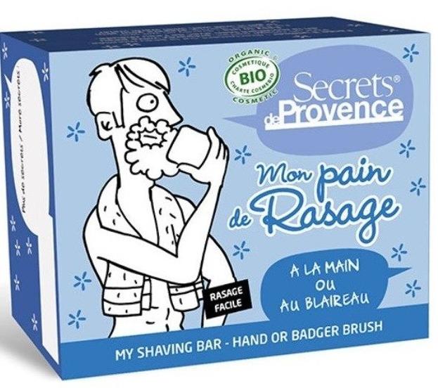 Secrets de Provence Mydło do golenia dla mężczyzn 90g