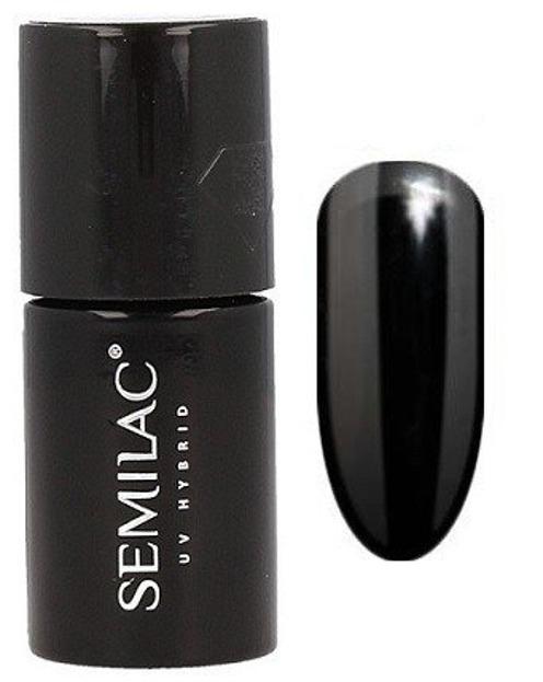Semilac Sharm Effect Lakier hybrydowy 629 Black 7ml