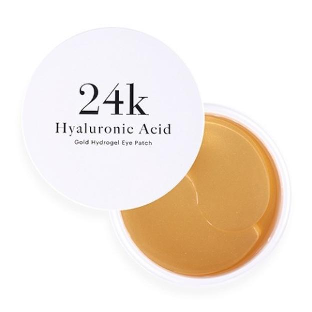 Skin79 24k Hyaluronic Acid Hydrogel EyePatch Hydrożelowe płatki pod oczy z kwasem hialuronowym 60szt
