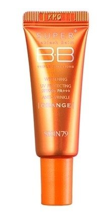 Skin79 Mini Super+ Triple Functions BB Cream Orange Krem BB 7g