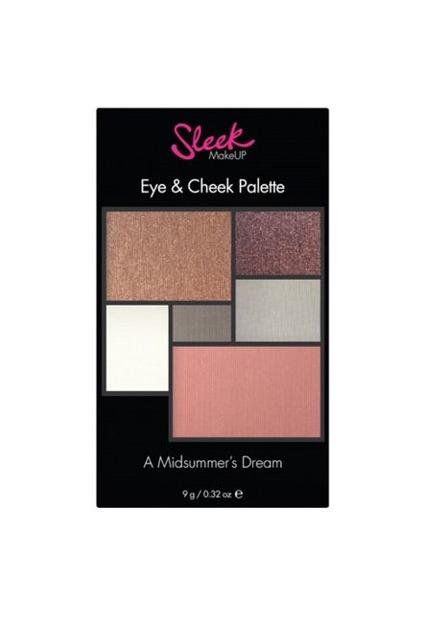 Sleek  Eye&Cheek Palette 031 A Midsummer`s Dream