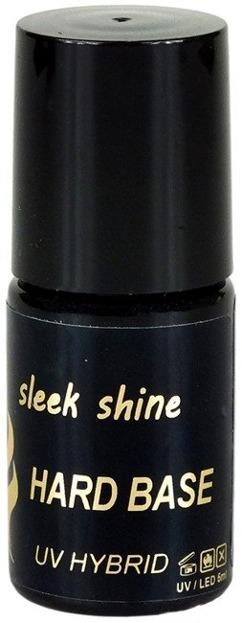 Sleek Shine Hard Base UV Hybrid Baza hybrydowa Hard 5ml