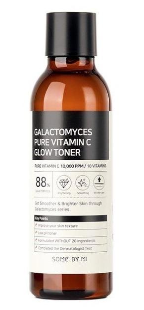 SomeByMi Galactomyces Pure vit.C Glow Toner Tonik rozjaśniająco-nawilżający 200ml