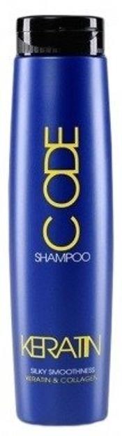 Stapiz Keratin Code Shampoo Keratynowy szampon wzmacniająco-odbudowujący 250ml