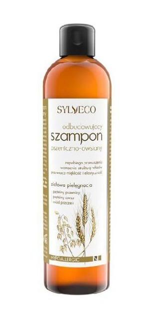 Sylveco Odbudowujący szampon pszeniczno – owsiany, 300 ml