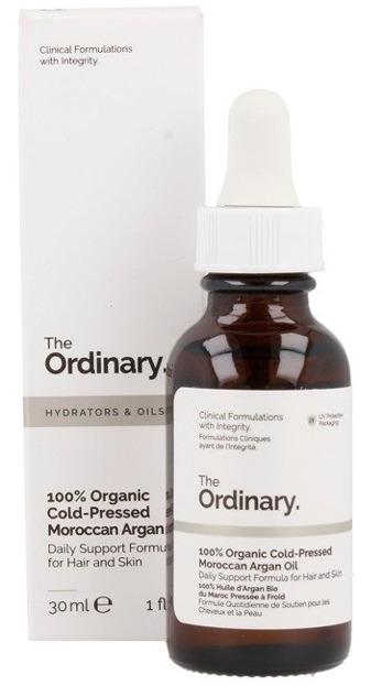 The Ordinary 100% Cold-Pressed Moroccan Organiczny marokański olejek arganowy 30ml
