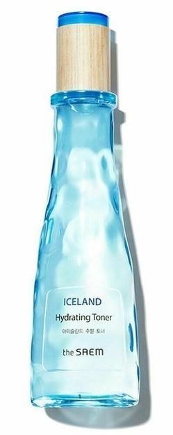 The SAEM ICELAND Hydrating Toner Nawilżający tonik do twarzy 160ml