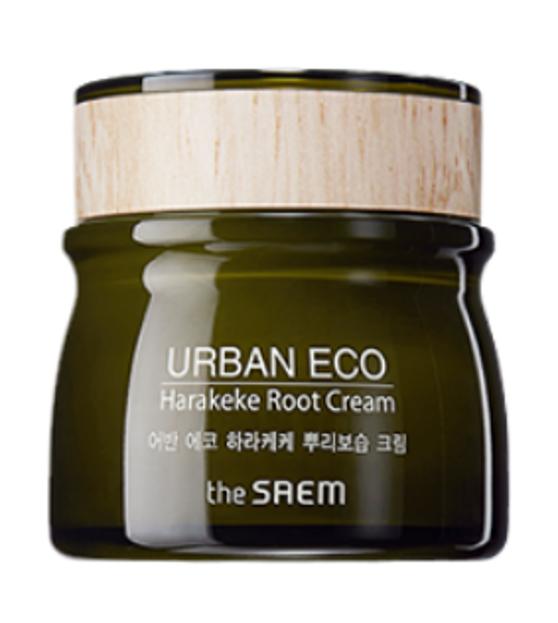 The SAEM Urban Eco Harakeke Root Cream Nawilżający krem do twarzy 60ml