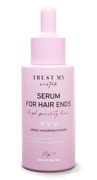Trust My Sister Serum do włosów wysokoporowatych 40ml