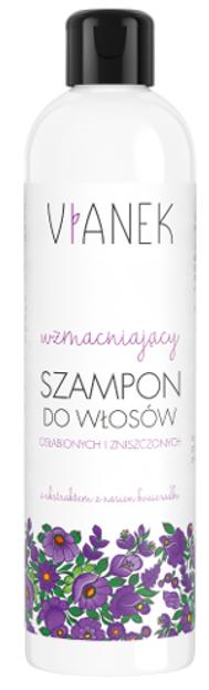 VIANEK Wzmacniający szampon do włosów osłabionych i zniszczonych 300ml