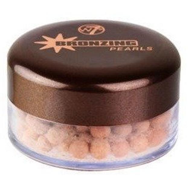 W7 Bronzing Pearls - Perełki brązujące, 30 g