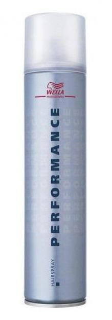 WELLA Performance Hairspray - Lakier do włosów st.1 Mocny, 500ml