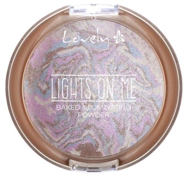 Wibo Lovely Lights on me Baked illuminating powder Puder rozświetlający